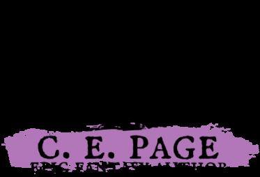 C.E. Page | Epic Fantasy Author